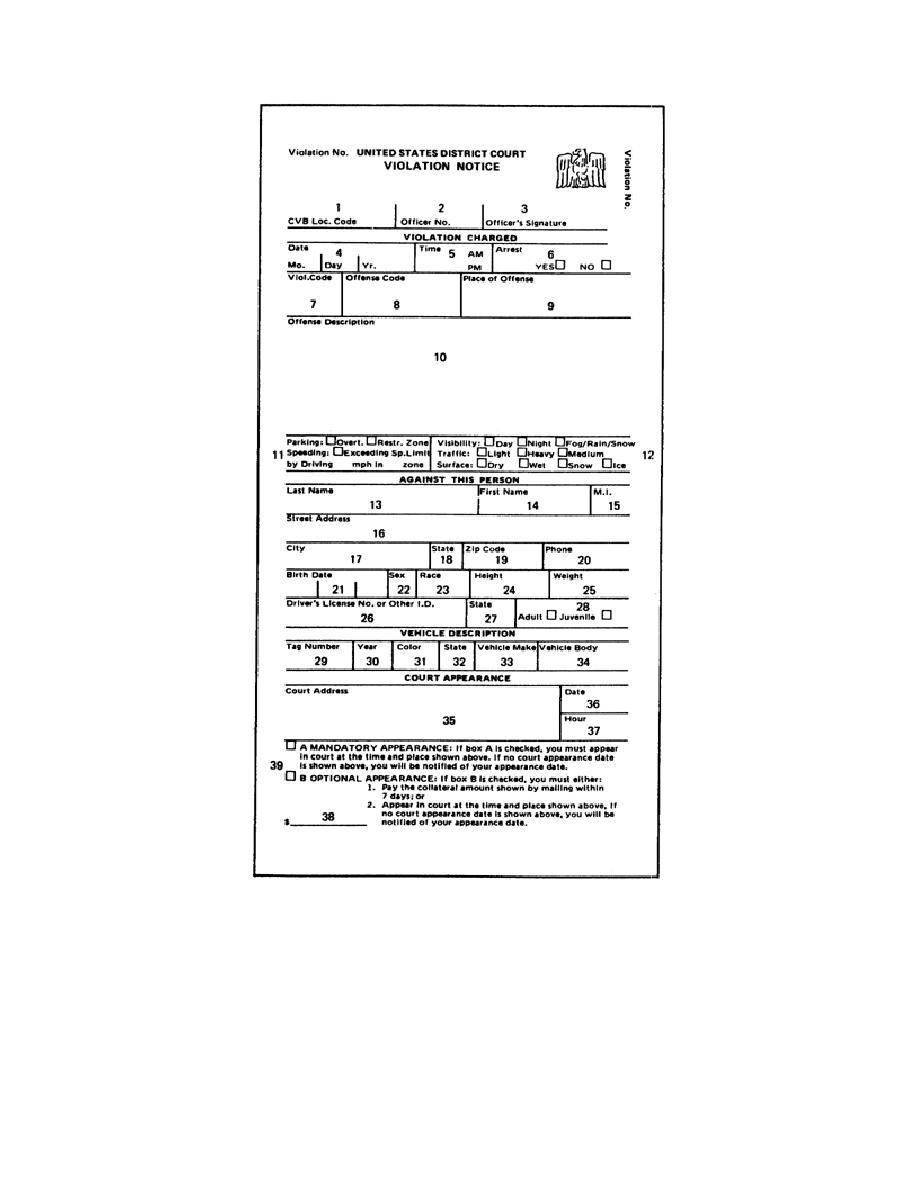 Figure 1-10. DD Form 1805.