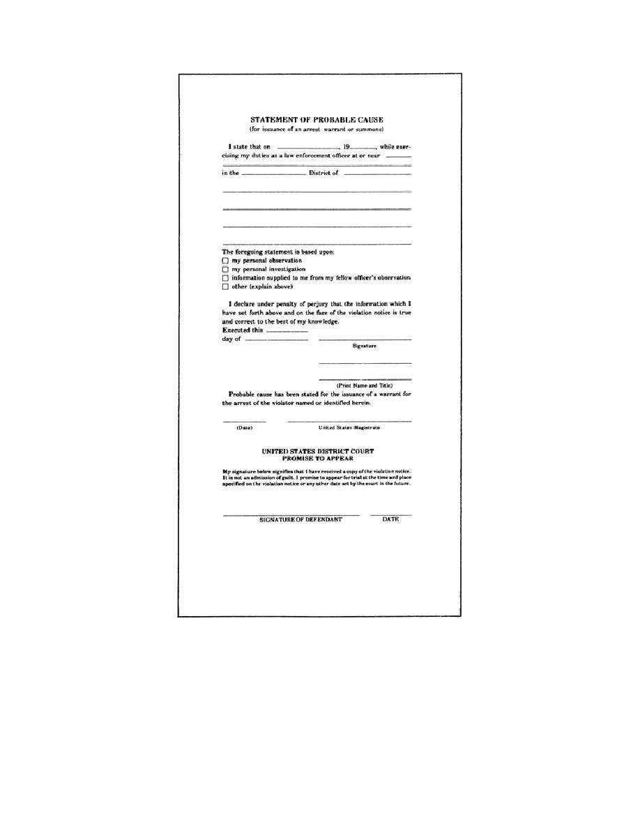 Figure 1-11. DD Form 1805 (Copy 1 Reverse)