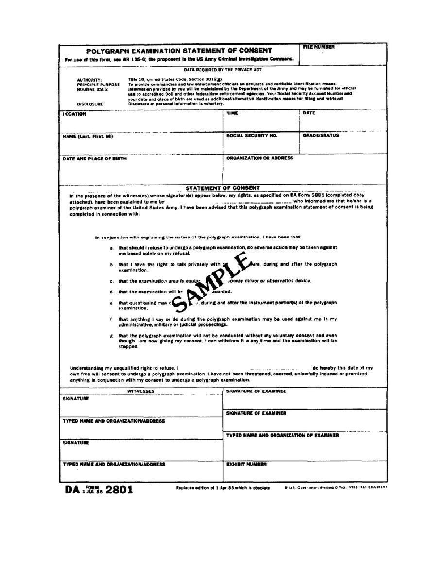 Figure 4 2 polygraph examination statement of consent da form 2801 polygraph examination statement of consent da form 2801 altavistaventures Gallery