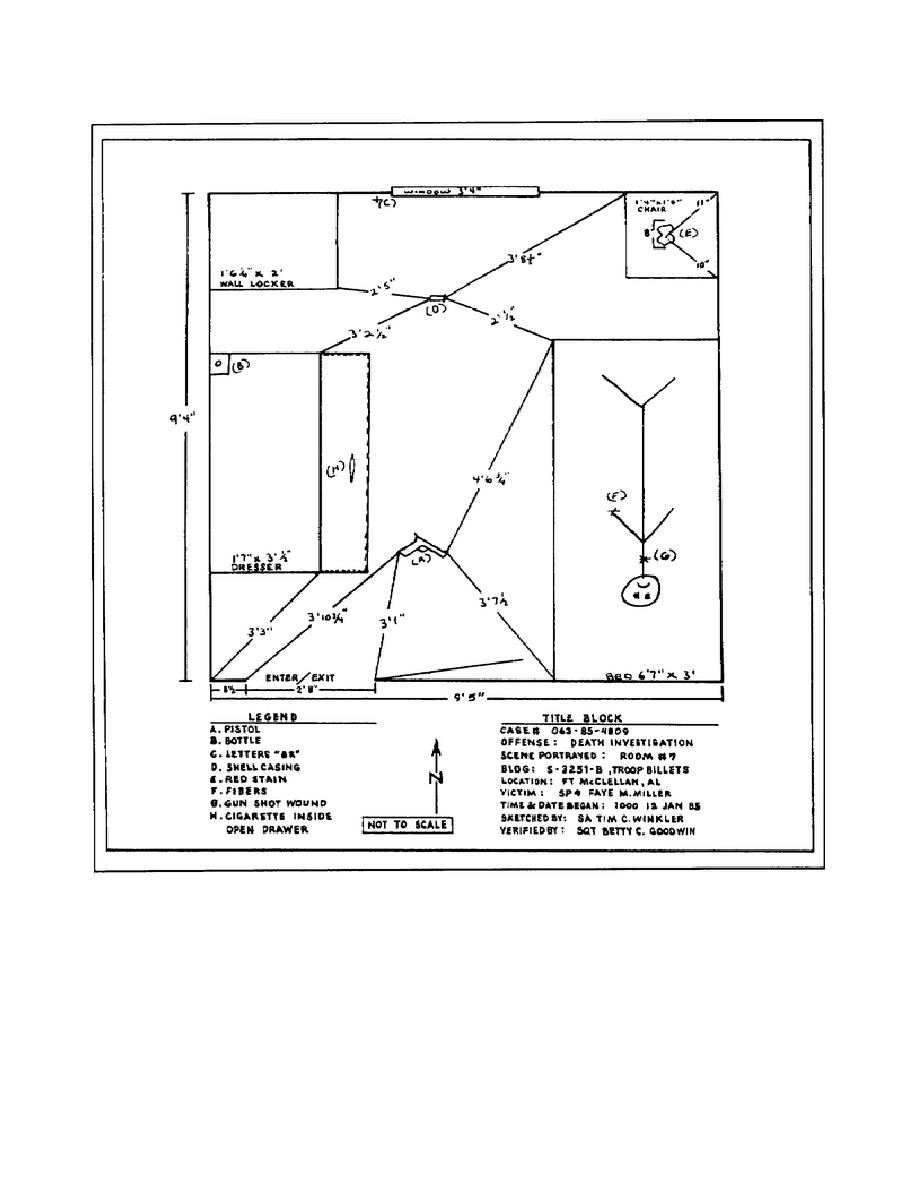 example of finish sketch crime scene Physical evidence handbook crime scene sketch the crime scene sketch is an invaluable aid in recording investigative data it is a permanent record that provides supplemental horizontal plane examples include bloodstain patterns on photocopy the finished sketch and include the photocopy with the original 4.